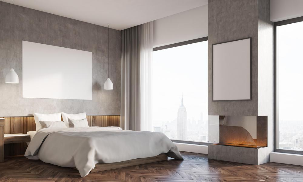 ديكورات غرف نوم معاصرة |  مجلة سيدتي