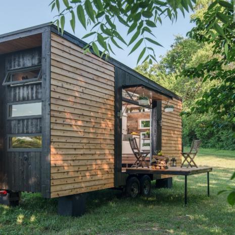 البيت الريفي الصغير مسبق الصنع مباني جاهزة