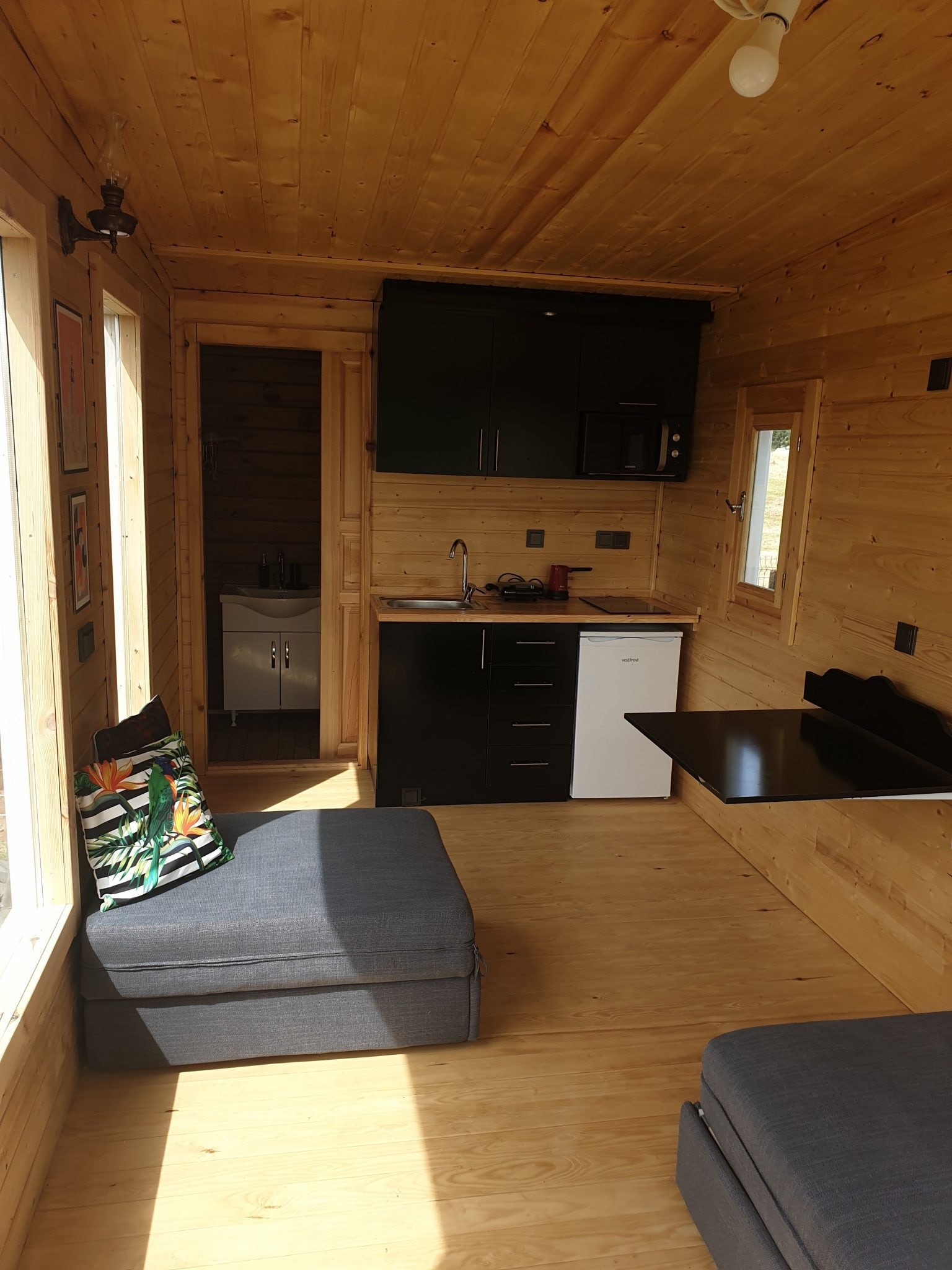 Tinyhouse , Mini House , Prefab House , Architecture , Römork Ağaç Ev , Trailer House