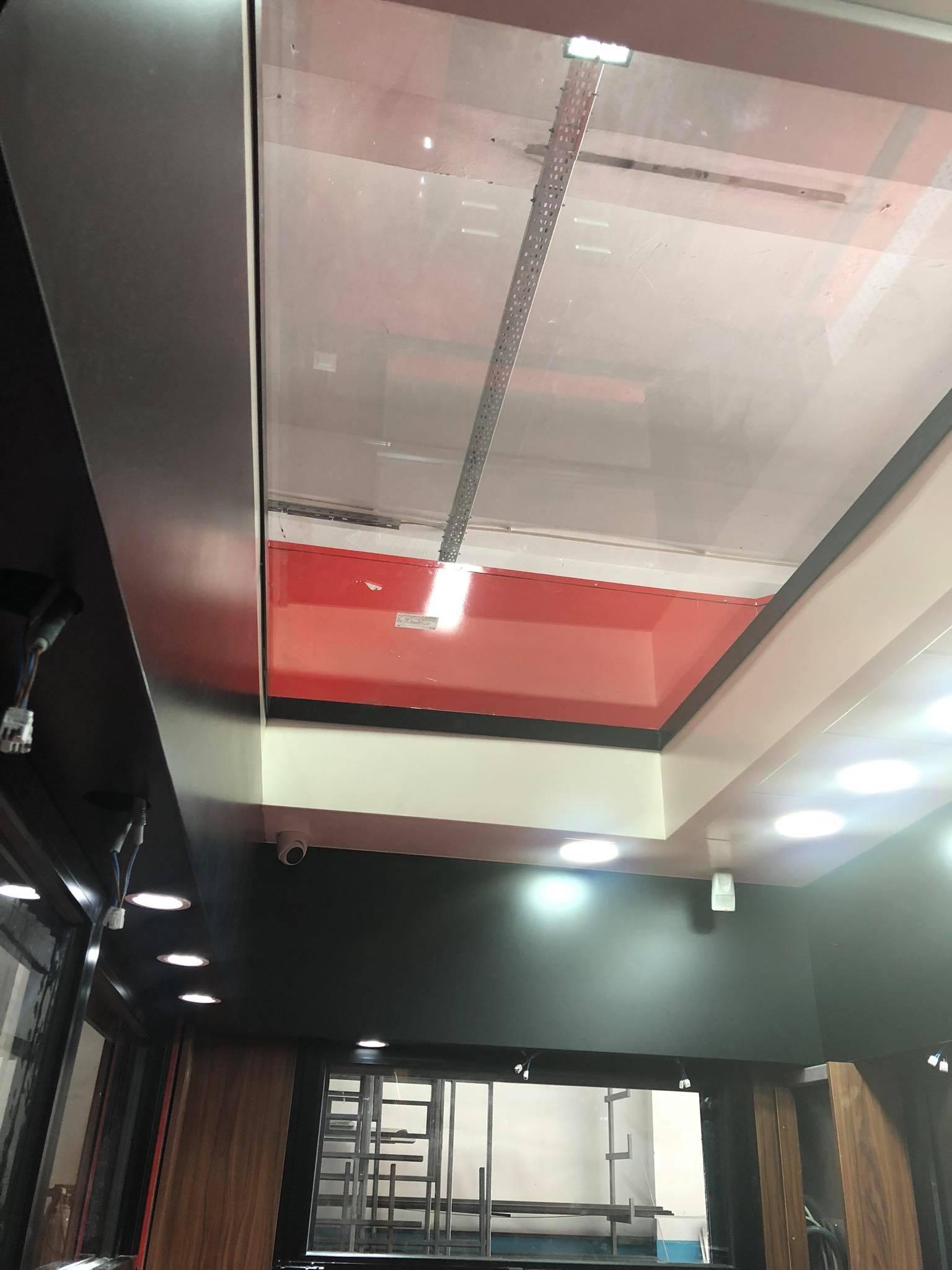 Ticket Office , Fast Food Cabinet , Mobile Restourant & Food Cabin , Büfe Kabin