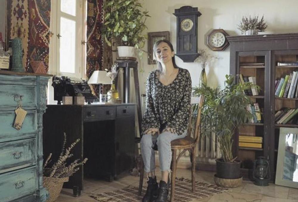 قصص جديدة للأثاث القديم مع ناتالي سلامة فرحة