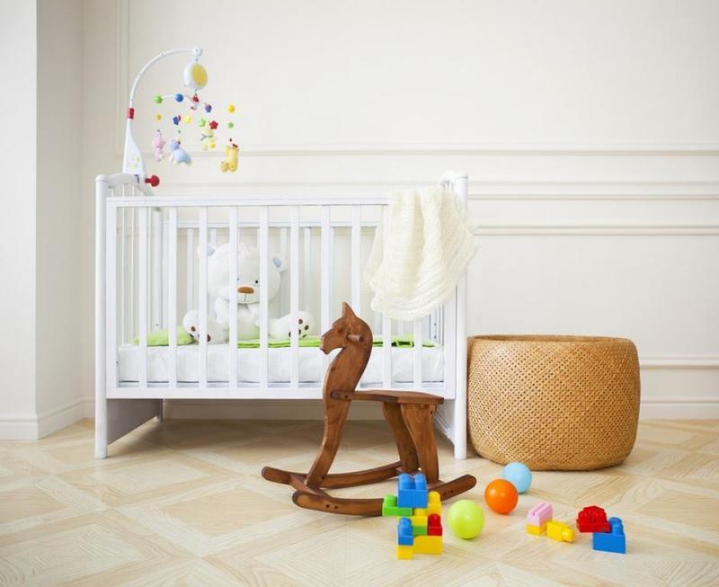ديكورات غرف الاطفال حديثي الولادة 2021