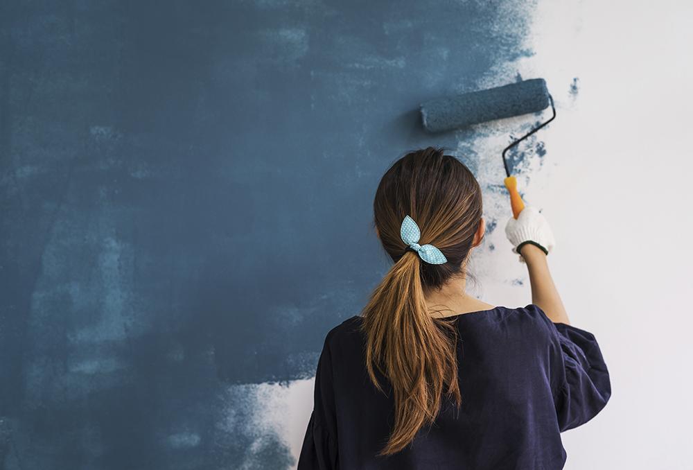 ألوان جديدة لطلاء الجدران 2021