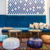 ديكورات غرف جلوس مغربية |  مجلة سيدتي