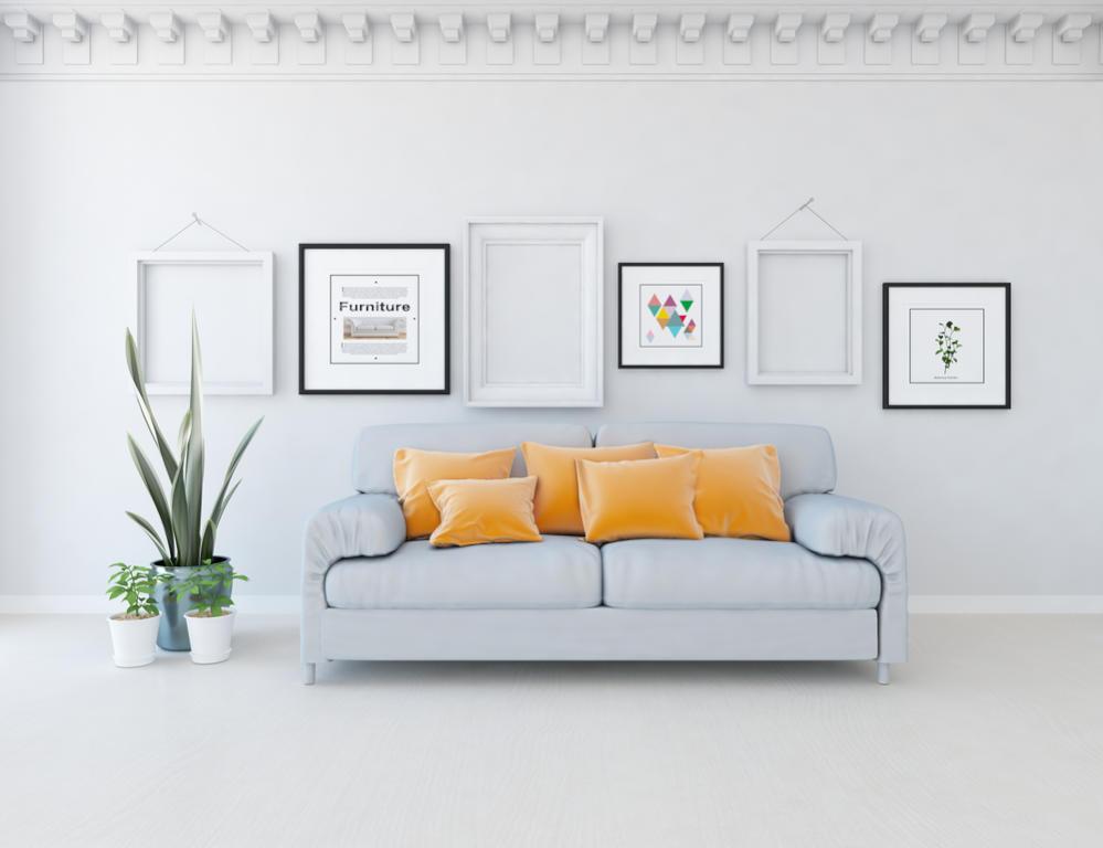 ديكورات جدران المنزل الحديث |  مجلة سيدتي
