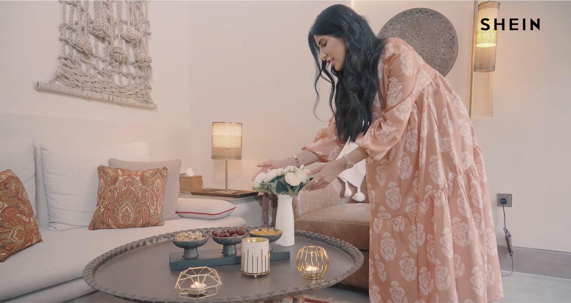 أفكار ونصائح طاولة رمضان المزينة الملكية من SHEIN