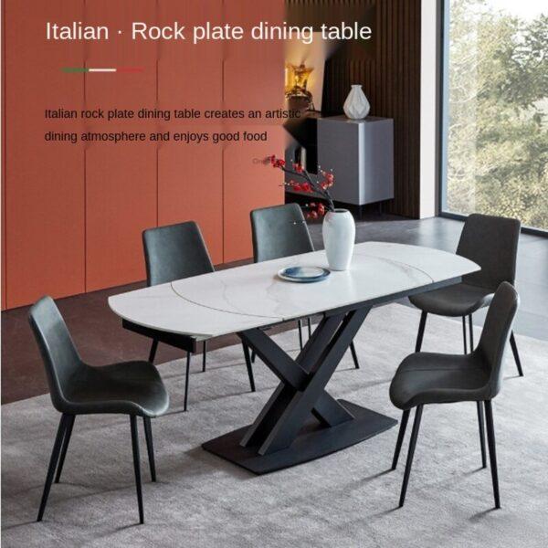 طاولة الشمال الايطالي مفروشات
