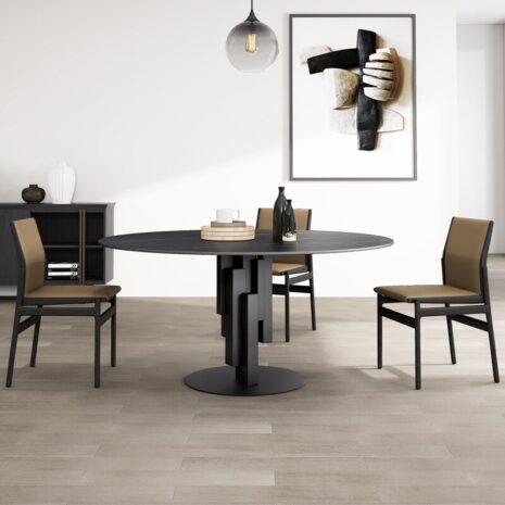 طاولة روك تصميم ايطالي فاخر مفروشات
