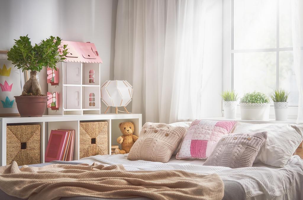 أفكار لتجديد غرف نوم الأطفال