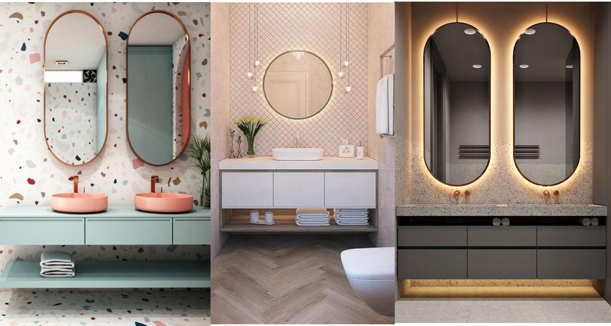 أحدث الاتجاهات في تصميم الحمامات – 2021 – اتجاهات تصاميم الحمامات الحديثة – بواسطة المهندس المعماري