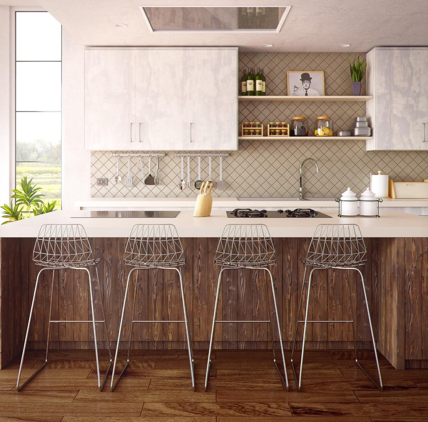 تصميم المطبخ 2020 (الأساسيات واعتبارات التصميم) – الجزء (1) ، بعدسة بواسطة مهندس معماري / تصميم مطبخ