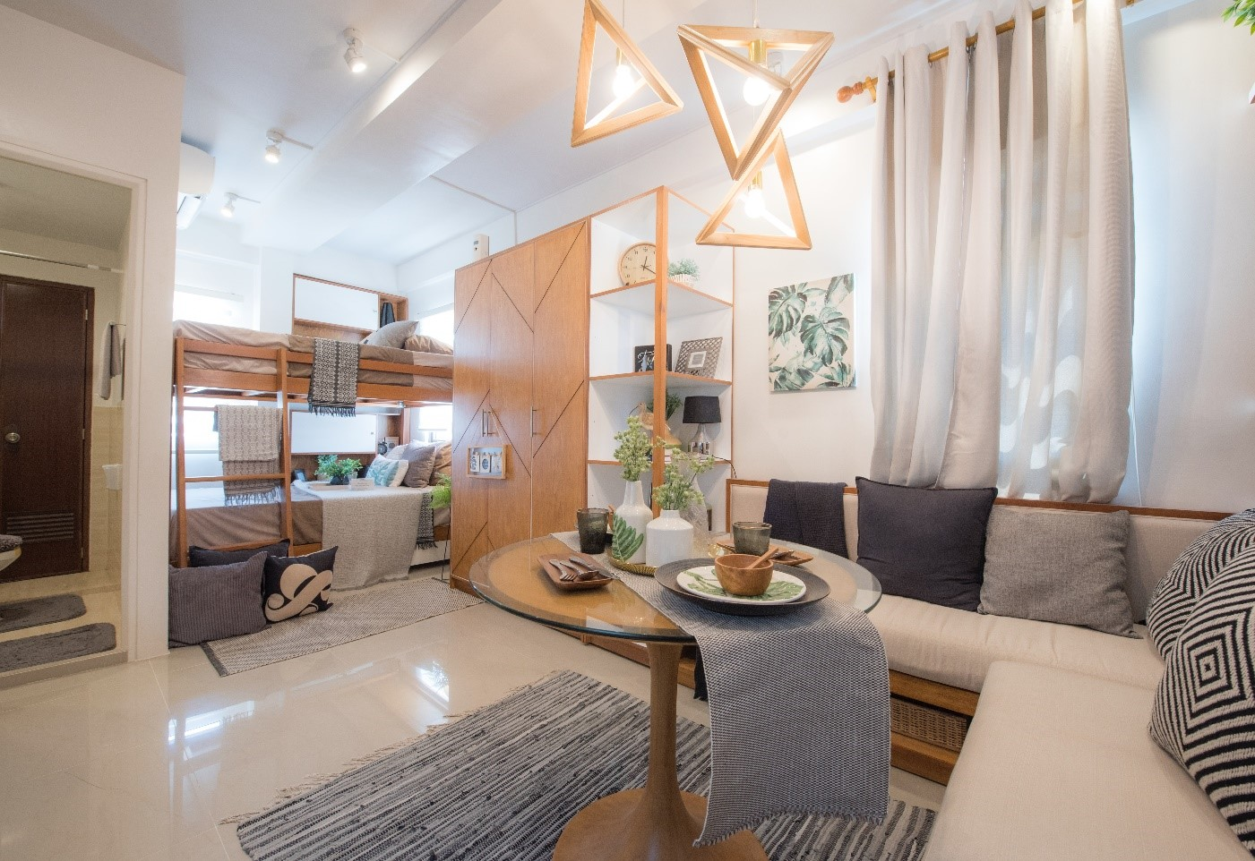 Narrow homes how to solve it?  And learn about 10 advantages of it (the art of exploiting spaces in small homes) with an architectural lens 2020