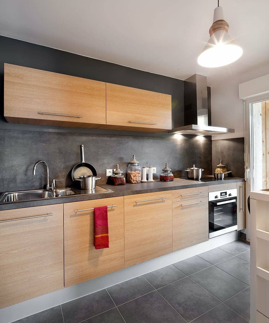 سلسلة تصميم المطابخ 2020 Kitchen design-الجزء 2-الحلول التصميمية للمساحات المختلفة وعناصر الفرش -بعدسة معماري