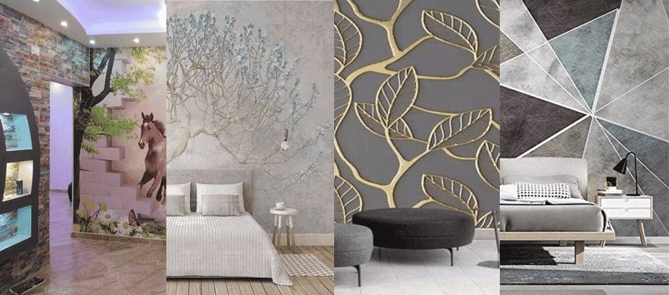 15 فكرة مبتكرة للجدران تناسب ديكور منزلك – موضة 2020