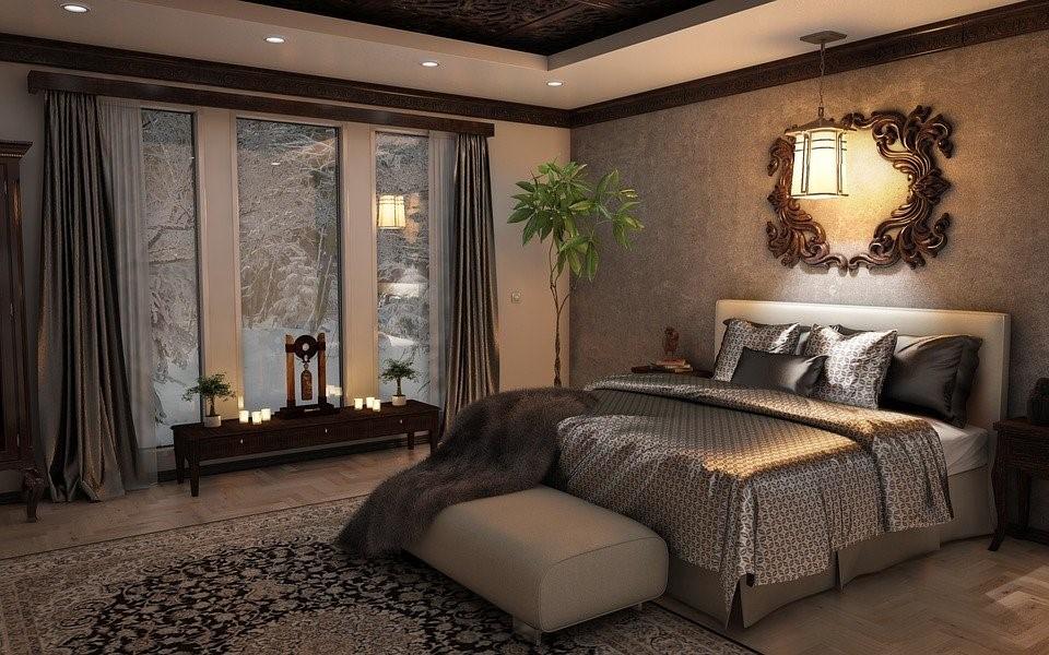 غرفة النوم الرئيسية وأسس التصميم 2021