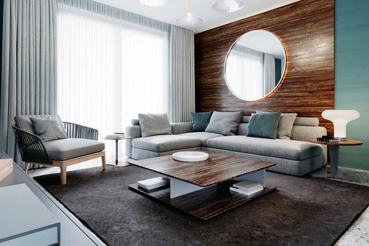 اجمل تصاميم طاولات غرف المعيشة