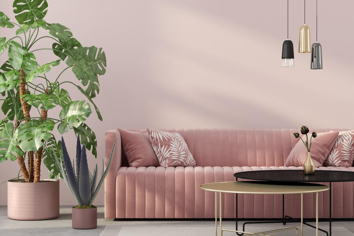 تصميمات صوفا معاصرة لغرفة المعيشة