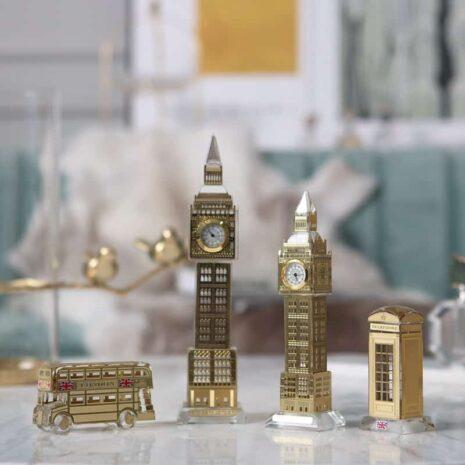 تحف لندن الفاخرة قطع تذكارية اكسسوارات منزلية