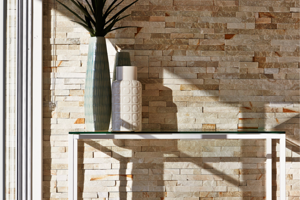 حجر الأردواز في تغطية الجدران