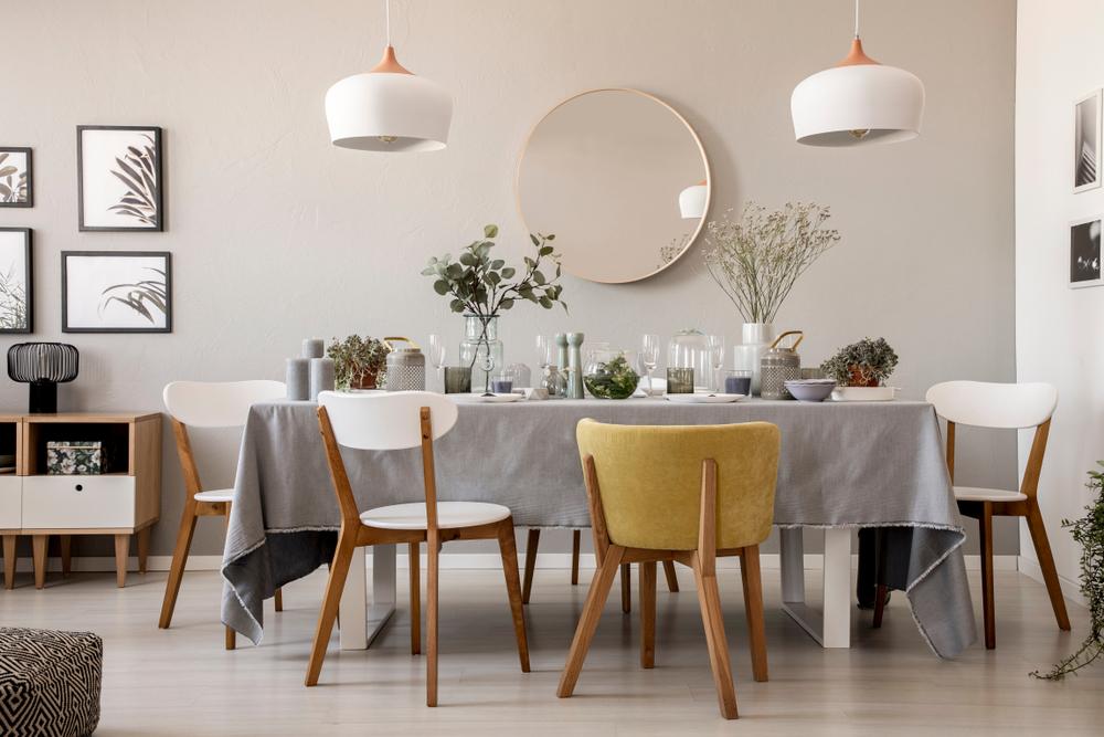 ديكور غرفة طعام حديثة