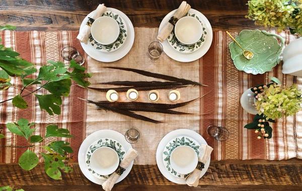 طرق تزيين مائدة الطعام احتفالاً باليوم الوطني السعودي 91