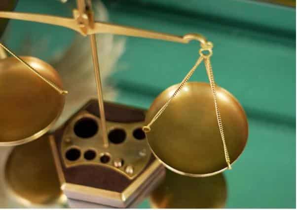 Retro Brass Balance Scale Ornaments Creative Living Room Decoration Exquisite Crafts Ornaments Home Decoration Accessories
